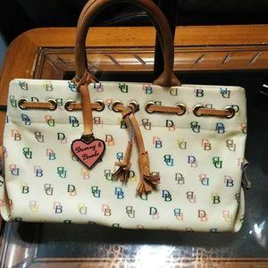 Dooney & Bourke vtg purse